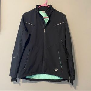 ASICS water resistant jacket